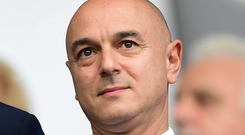Levy: Delays are 'disappointing.' Photo: PA