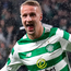 Celtic's Leigh Griffiths. Photo: PA