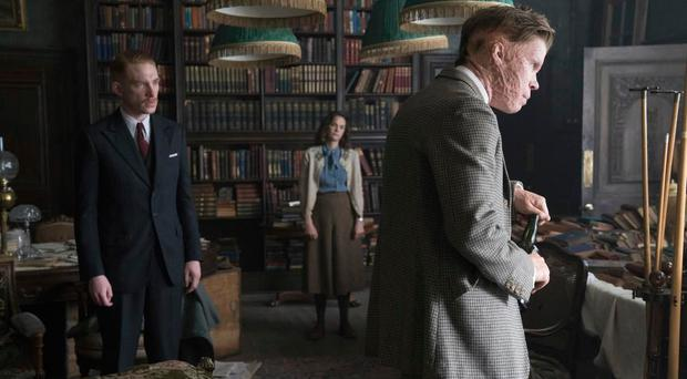 The Little Stranger review: 'It's not a Wes Craven style horror - it's a lot more subtle, stately and interesting'