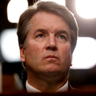 Accusation: Supreme Court nominee Brett Kavanaugh. Photo: Reuters