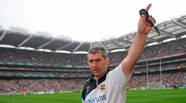 Liam Sheedy completes stunning return to inter-county management after being ratified as new Tipperary boss
