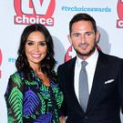 Christine and Frank Lampard introduce baby daughter Patricia Charlotte (Ian West/PA)