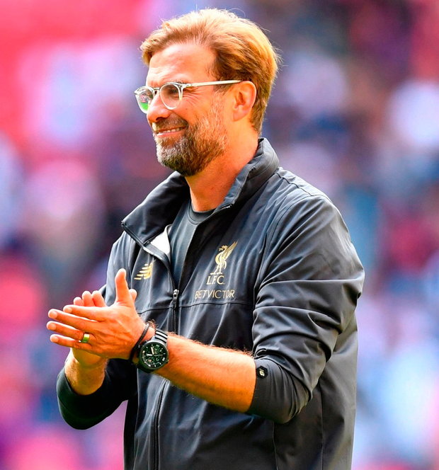 Klopp on his Liverpool record breakers: I've lost seven in a row!