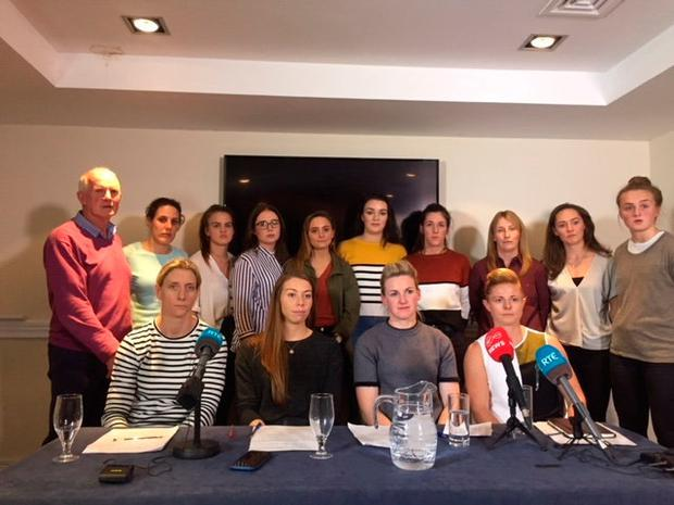 For just over an hour last week, the departed Mayo players gave their side of the story with a selected group of media.