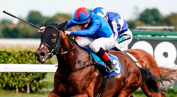 Kessaar can grind out win in Mill Reef