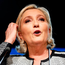 French far right leader Marine Le Pen. Photo: AP