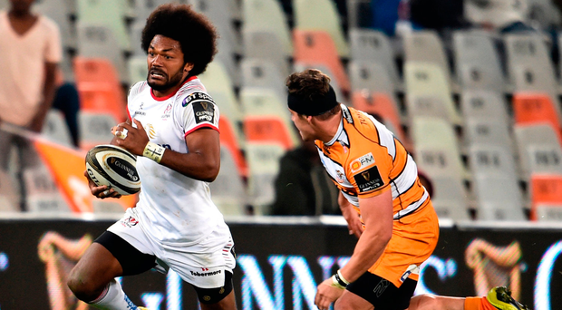 Speight earns last-gasp draw for Ulster in ten-try thriller