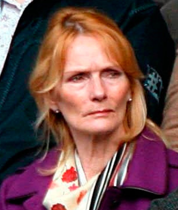 Frank Lampard's mum Patricia, who died in 2008 from pneumonia.