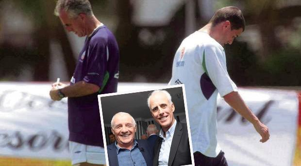 Mick McCarthy: 'Roy Keane's the only assistant manager who gets this much publicity. It's bonkers'