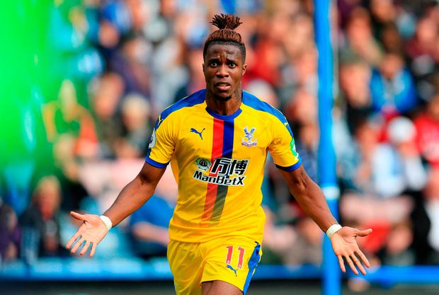PROTECTION PLEA: Zaha. Photo credit: Mike Egerton/PA Wire