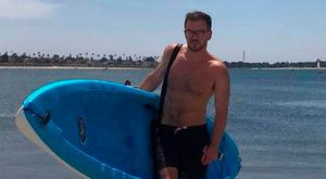 Co Down man Benjamin Davis (22) died in California on Wednesday in a road traffic accident