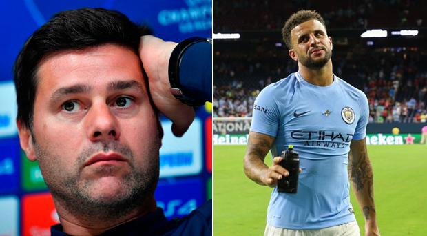 Kyle Walker hits out at Spurs boss Mauricio Pochettino after revelations in his book