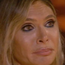 Ayda Field breaks down in tears on X Factor. Photo: ITV