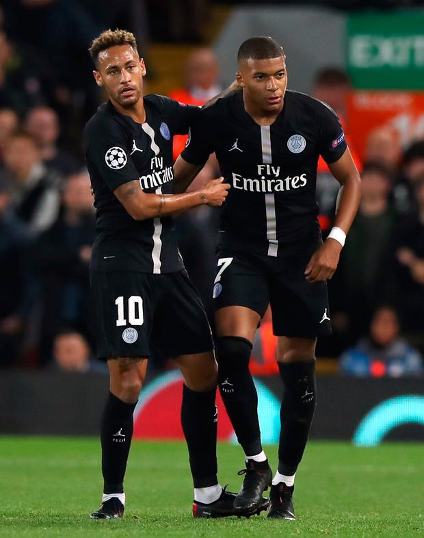 PSG stroll to easy win at Rennes