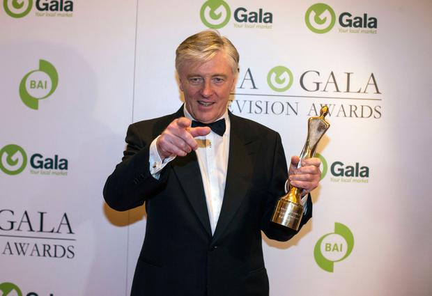 Broadcaster Pat Kenny
