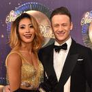 Karen Clifton and Kevin Clifton (Matt Crossick/PA)