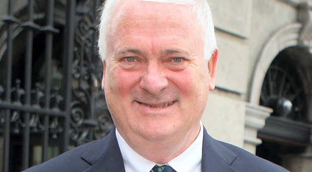 John Bruton: Wants doctors who have a conscientious objection to abortion to be allowed to ignore the law