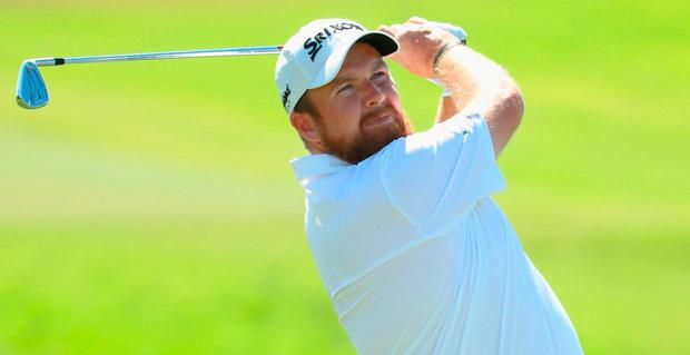 Shane Lowry is off and running in his bid to break back into the world's top 50 by Christmas after he notched his first top-10 finish for ten months in the Portugal Masters. Photo: Warren Little/Getty Images
