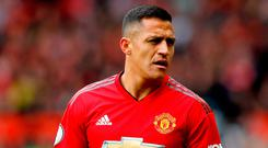 Sanchez's exorbitant salary is only likely to increase the wage demands of future transfer targets. Photo credit: Martin Rickett/PA Wire.