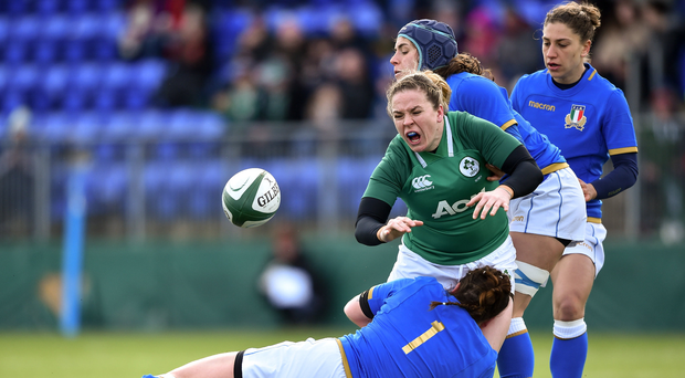 Niamh Briggs the surprise omission as Ireland name squad for November internationals