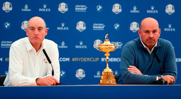 'On the other side is one of the strongest American teams of all time' - Thomas Bjorn ready for Ryder Cup battle
