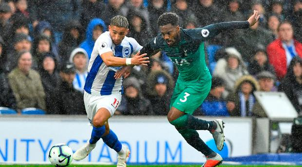 'It felt like the right time to tell people' - Brighton star Knockaert thanks fans after mental health struggles