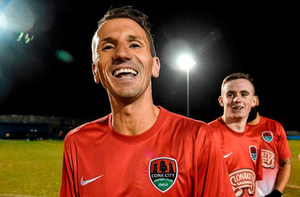 The late Liam Miller. Photo: David Maher/SPORTSFILE