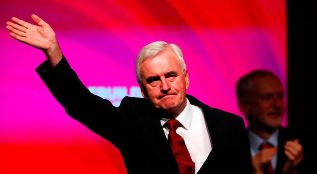 Labour plans would 'crack foundations' of UK prosperity