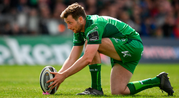 Carty expects Leinster clash to have 'a bit more spice'