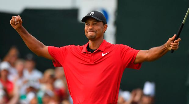 Comment: Tiger Woods rebuilds image and his golf as fans hail their hero's resurrection