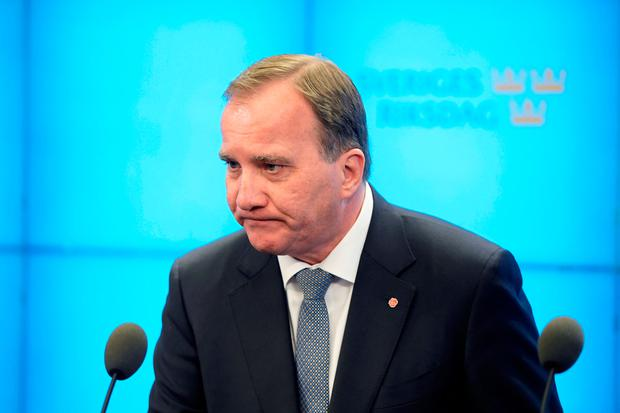 Swedish Prime Minister to stand down after losing confidence vote