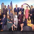 The Apprentice candidates (BBC)