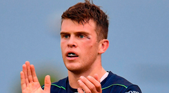 Tom Farrell is confident that Connacht will provide him with the platform to further his international ambitions. Photo by Seb Daly/Sportsfile