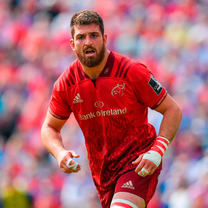Green dream: Jean Kleyn would jump at the chance to play for Ireland if he gets it. Photo by Brendan Moran/Sportsfile