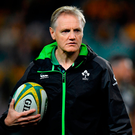 John Cooney, Dave Kilcoyne and Will Addison will be among the players hoping to catch Joe Schmidt's eye over the coming weeks. Photo by Brendan Moran/Sportsfile