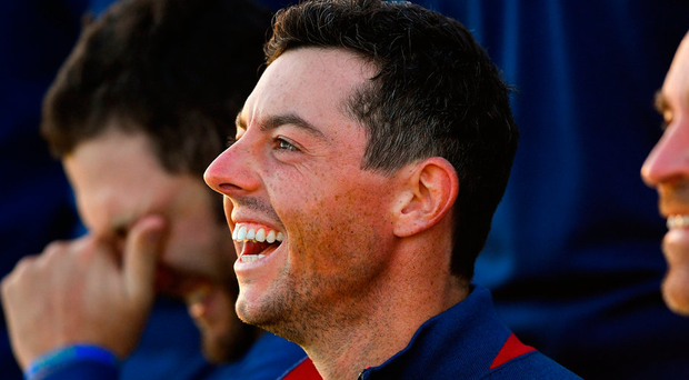 Team-player McIlroy will be inspirational on and off the course, insists Bjorn