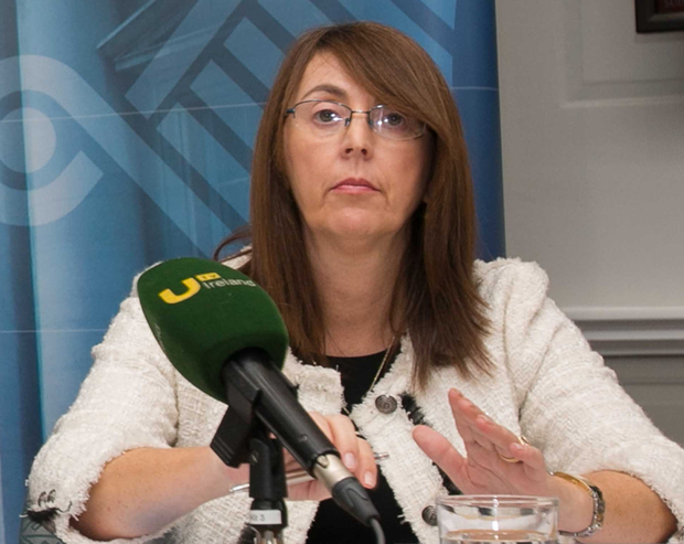Analysis: Budget office director Annette Connolly. Picture: Collins