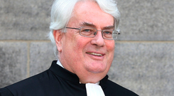 Chief Justice Frank Clarke. Picture: Collins