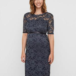 Mamalicious lace maternity dress €49.99, mamalicious.com
