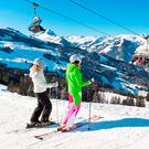 Kirchberg is a 90 minute drive from Bad Hofgastein