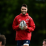 3 September 2018; Conor Murray during Munster Rugby squad training at the University of Limerick in Limerick. Photo by Diarmuid Greene/Sportsfile