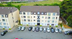 Investors: Three bidders battled it out for Emmet Manor, an apartment block comprising 32 two-bedroom units in Inchicore, in Dublin 8