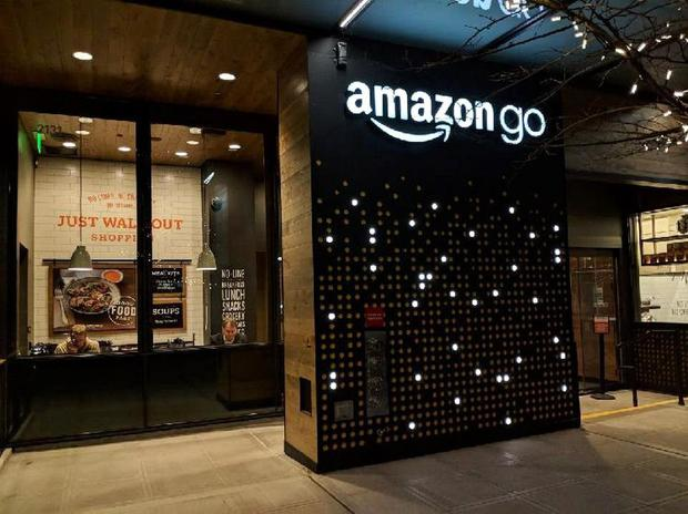 5f5dc0c2c5a8 Investment  The challenge to Amazon s plan is the cost of opening a  location. The