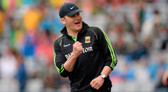 James Horan has returned as Mayo manager