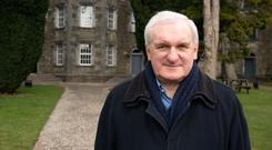 Bertie Ahern features on the next episode of Who Do You Think You Are? on RTE One, Sunday September 30th at 9.30pm