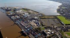 In May 2016 the Government designated the former Glass Bottle Company site at Poolbeg as a strategic development zone