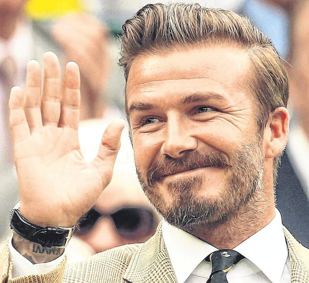 Mr Loophole uses late letter to get David Beckham off speeding charge