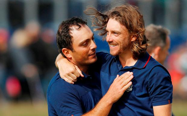 History shows us Ryder Cup isn't over, says Bjorn