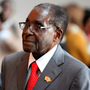 """Robert Mugabe, whose son attended St John's, disparaged gays when he was president as """"worse than pigs and dogs"""". Photo: Reuters"""