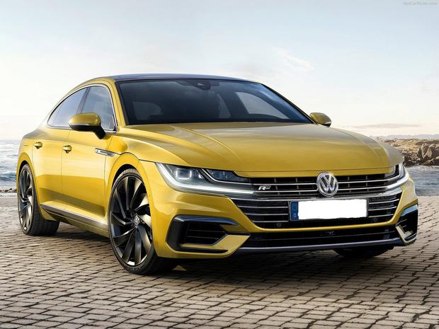 The stylish new Arteon has a fantastic design that won't age too quickly